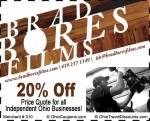Brad Bores Films LLC