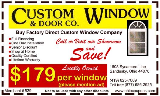 Custom Window and Door Co.