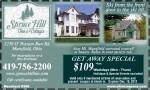 Spruce Hill Inn & Cottages