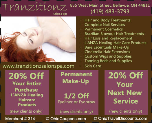 Tranzitionz Salon and Spa