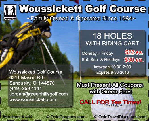 Woussickett Golf Course